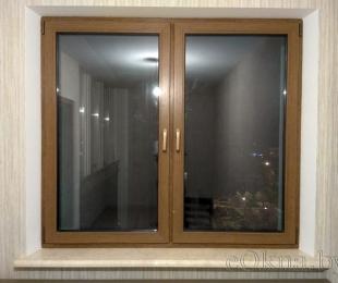 Пластиковые окна в квартире. Заславль. №16